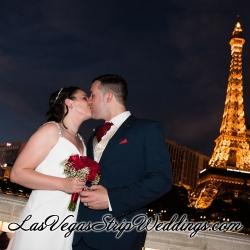 Bellagio Fountain Weddings