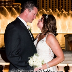 Las Vegas Blvd South Wedding Pictures