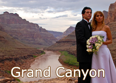 Grand Canyon Wedding Package