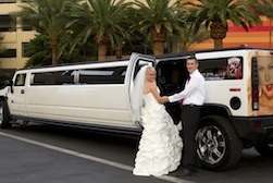 Las Vegas Hummer Wedding