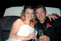 Las Vegas Limo Wedding