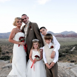 Red Rock Wedding Package