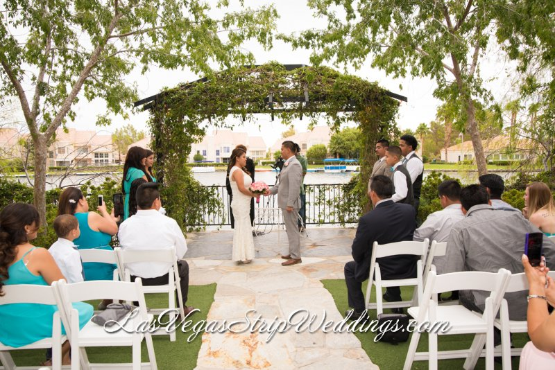 Enchanted Garden Las Vegas Garden Wedding Package Las Vegas