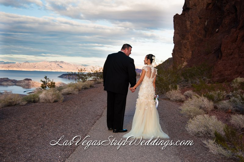 Lake Mead Wedding Package