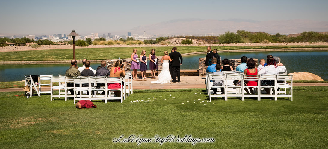 Country Club Weddings Las Vegas