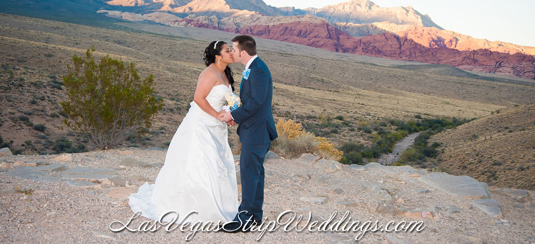 Red Rock Las Vegas Wedding Packages
